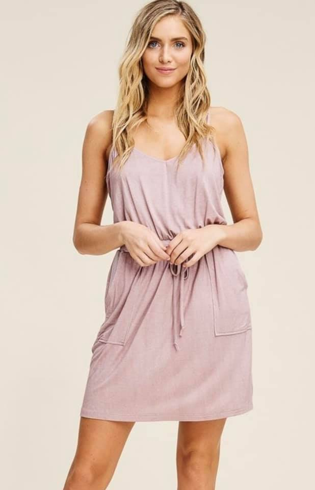 Mauve Maiden Dress